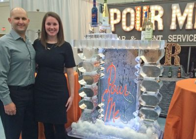 The Owners of Pour Me Bar & Event Services